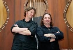2015 - Robert und Rusty