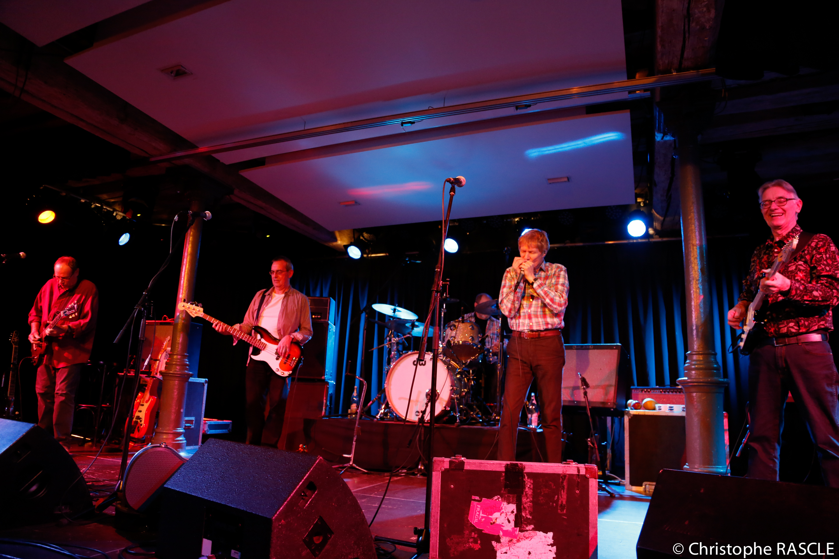 The Blues Band – Haberkasten in Mühldorf