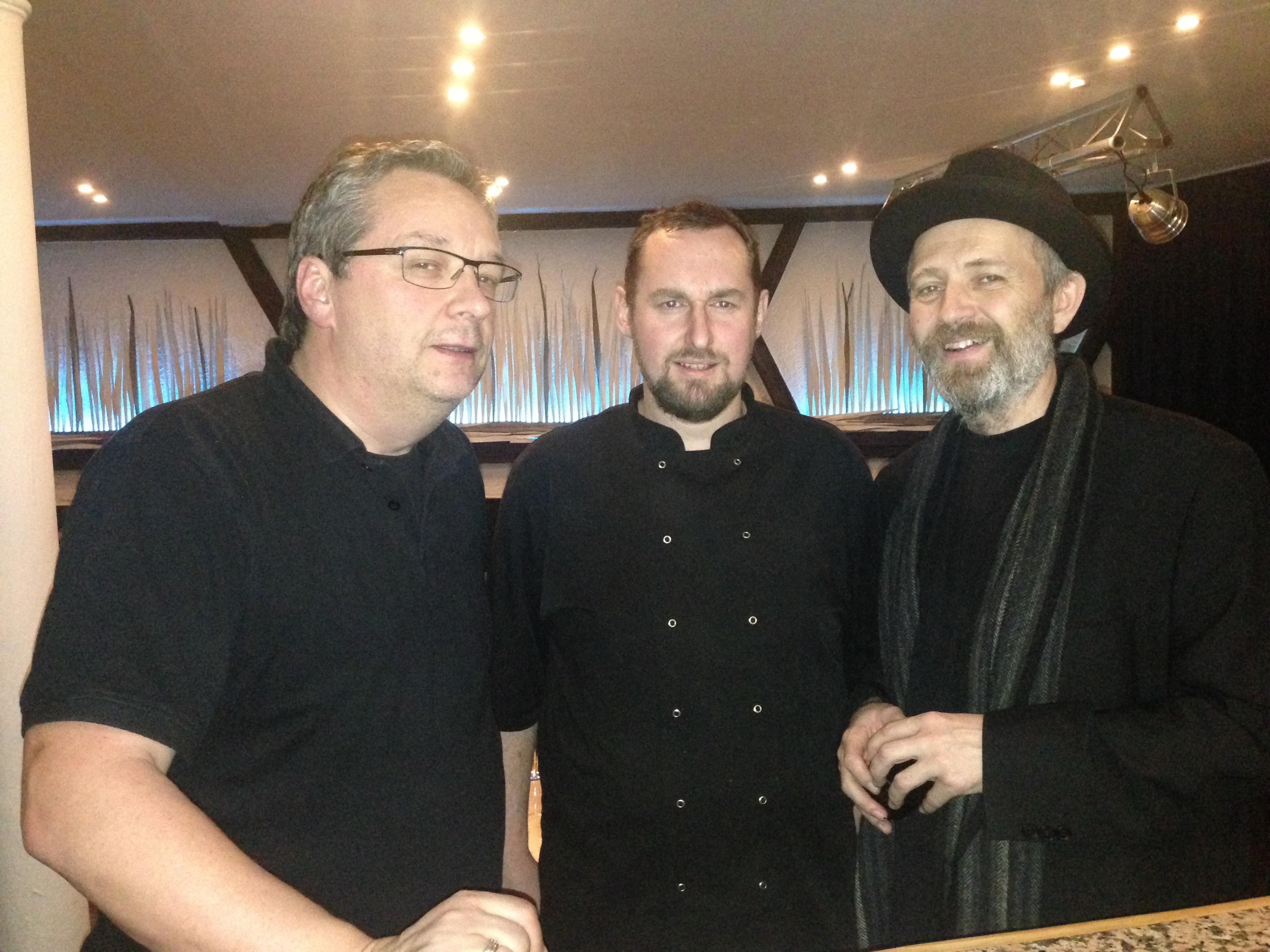 Mario, Mario und Paul