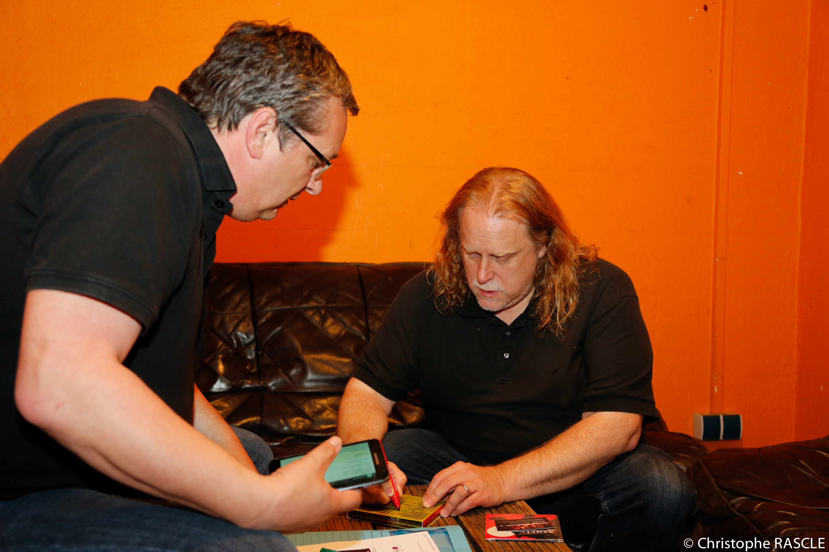 iv warren haynes signes CD