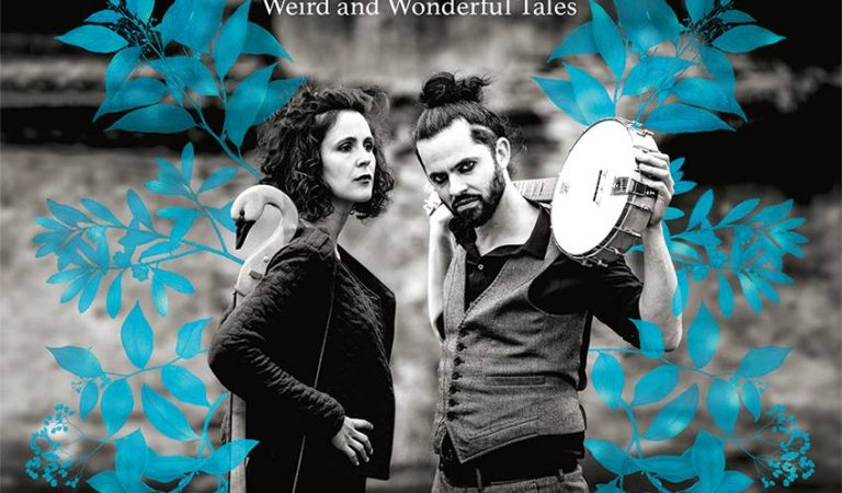Bâton Bleu – Weird and Wonderful Tales