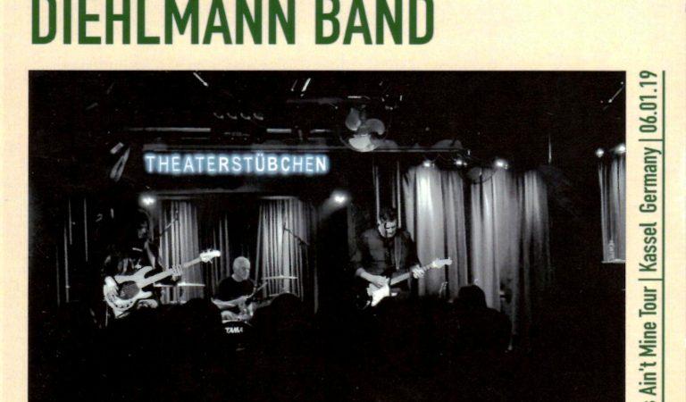 Andreas Diehlmann Band – Live 2019