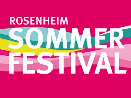 10. Rosenheimer Sommerfestival, Fr 10. bis Sa 18. Juli 2020, Mangfallpark