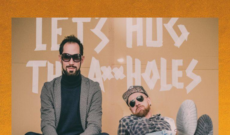 """K u p f e r – 2021 mit neuem Album """"World, let´s hug the a**holes""""  BSC Music, VÖ 16. Juli 2021"""